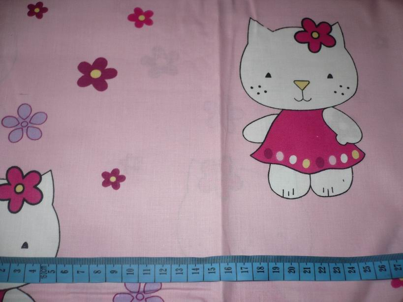 Látka Hello Kitty 1 m